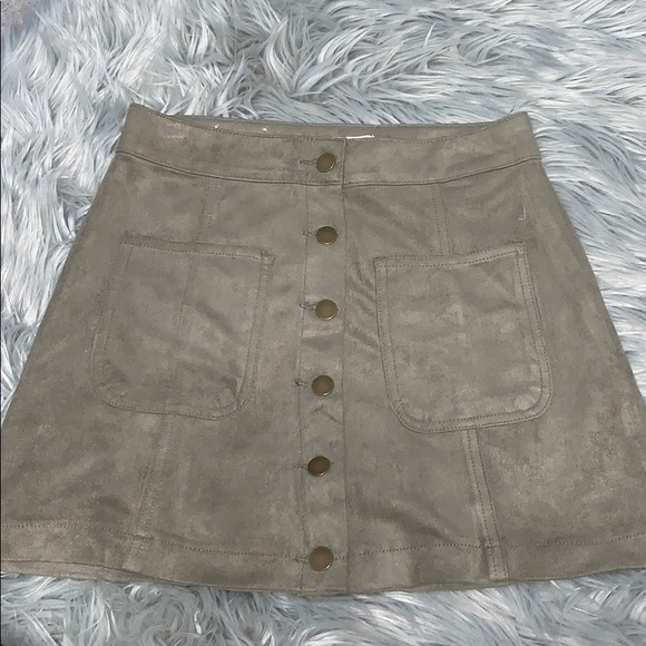 Altar'd State Dresses & Skirts - Altar'd State Button up skirt